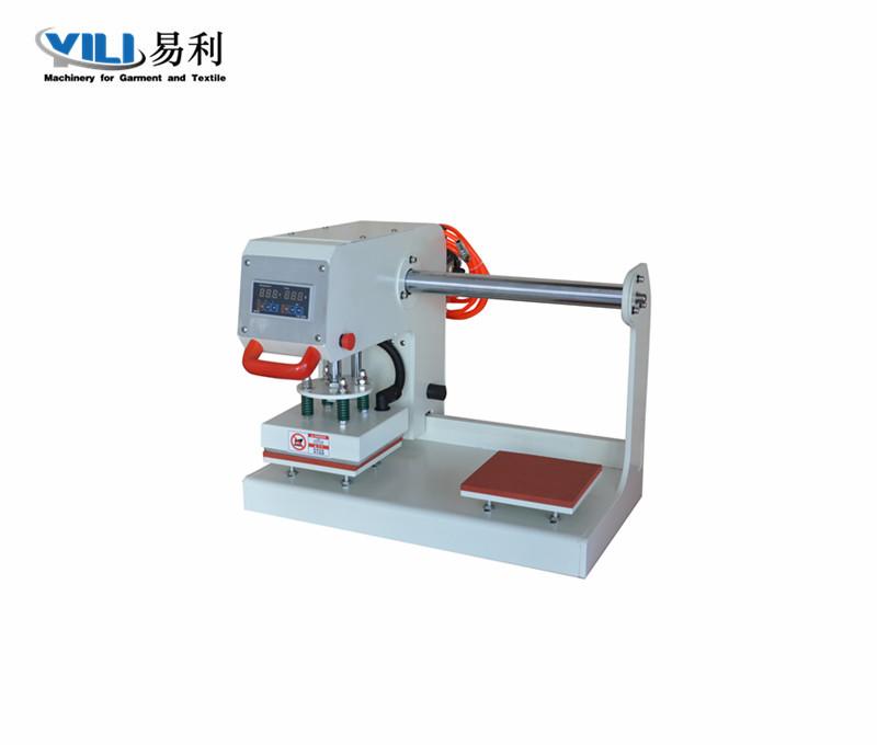 气动双工位烫画机 (15*15cm )