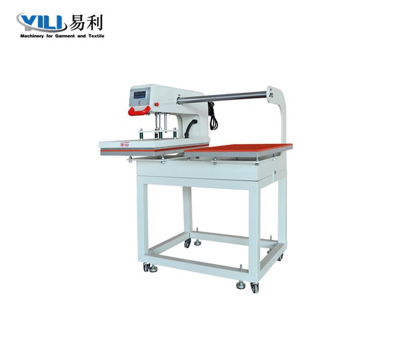 气动双工位烫画机(40*60cm)