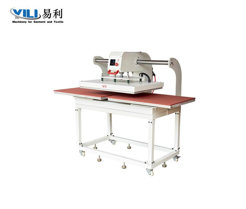 气动双工位烫画机(60*80cm)
